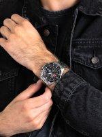 Zegarek męski z chronograf Casio EDIFICE Momentum EFR-556DB-1AVUEF - duże 5