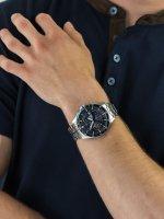 zegarek Edifice EFR-556DB-2AVUEF męski z chronograf EDIFICE Momentum