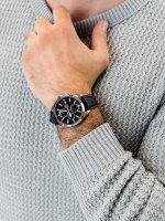 Zegarek męski z chronograf Casio EDIFICE Momentum EFV-560L-1AVUEF SIMPLE SPORTY CHRONOGRAPH - duże 5