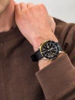 Zegarek męski z chronograf Casio EDIFICE Premium EFR-566PB-1AVUEF - duże 5