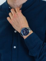 Zegarek męski z chronograf Casio EDIFICE Premium EFR-568D-2AVUEF - duże 5