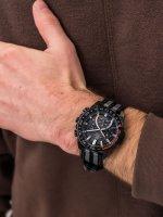 Zegarek męski z chronograf Casio EDIFICE Premium EFS-S550BL-1AVUEF - duże 5