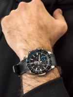 zegarek Edifice EFS-S550PB-1AVUEF męski z chronograf EDIFICE Premium