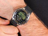 Zegarek męski z chronograf Casio Sportowe AE-2000W-9AVEF - duże 6