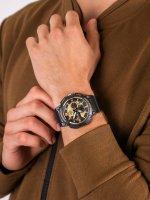 Zegarek męski z chronograf Casio Sportowe MCW-200H-9AVEF - duże 5