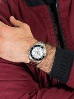 zegarek Delbana 41702.624.6.011 męski z chronograf Imola