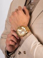 Zegarek męski z chronograf Diesel Chief DZ4360 MEGA CHIEF - duże 5