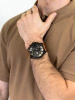 Zegarek męski z chronograf Diesel Chief DZ4463 MEGA CHIEF - duże 5
