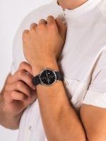 Zegarek męski z chronograf Doxa D-Concept 181.10.103.01 - duże 5