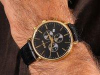 Zegarek męski z chronograf Doxa D-Light 172.30.101.01 - duże 6