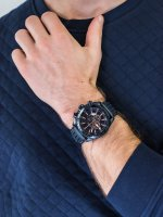 Zegarek męski z chronograf Festina Chronograf F16898-1 - duże 5