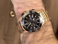 Zegarek męski z chronograf Grovana Bransoleta 7037.9167 - duże 6