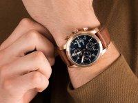 Zegarek męski z chronograf Ingersoll The Hatton I01502 THE HATTON - duże 6