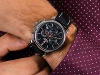 Le Temps LT1057.12BL01 ZAFIRA CHRONO zegarek klasyczny Zafira