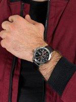 Zegarek męski z chronograf Lorus Klasyczne RM313FX9 - duże 5