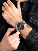 zegarek Lorus RT315HX9 męski z chronograf Klasyczne