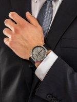 Zegarek męski z chronograf Lorus Klasyczne RT381GX9 - duże 5