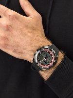 Zegarek męski z chronograf Lorus Sportowe R2B05AX9 - duże 5