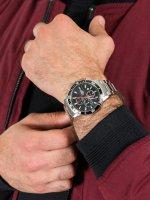 zegarek Lorus RM305FX9 męski z chronograf Sportowe