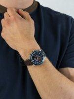 zegarek Lorus RT313HX9 męski z chronograf Sportowe