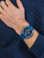 zegarek Lorus RT355HX9 męski z chronograf Sportowe
