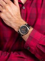 Zegarek męski z chronograf Pierre Ricaud Pasek P60033.K214QF - duże 5