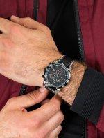 zegarek Pierre Ricaud P60033.Y214QF męski z chronograf Pasek