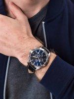 Zegarek męski z chronograf Pierre Ricaud Pasek P97010.5215CH - duże 5