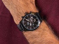 Zegarek męski z chronograf Pierre Ricaud Pasek P97010.B2R4CH - duże 6