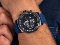 Police PL.15657JSBU-03P zegarek sportowy Pasek