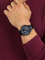 zegarek Pulsar PT3A07X1 męski z chronograf Sport