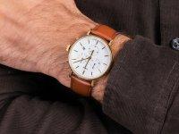 Zegarek męski z chronograf Timex Fairfield TW2T32300 - duże 6
