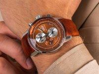 Zegarek męski z chronograf Vostok Europe Limousine YM26-565A292 Limousine Chrono - duże 6