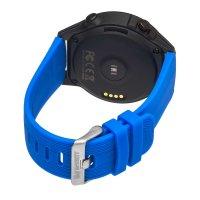 zegarek Garett 5903246287028 kwarcowy męski Męskie Smartwatch Garett Multi 4 Sport RT niebieski