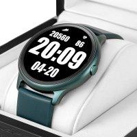 Rubicon RNCE61DIBX05AX zegarek niebieski sportowy Smartwatch pasek