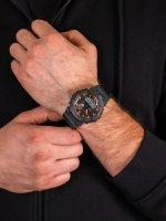 Zegarek męski z krokomierz  G-Shock GBA-800SF-1AER G-SQUAD - duże 5