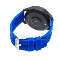 zegarek Garett 5903246289343 Smartwatch Garett Sport 12 RT Niebieski męski z krokomierz Męskie