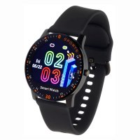 Zegarek męski z krokomierz Garett Męskie 5903246286502 Smartwatch Garett Lady Lira czarny - duże 4