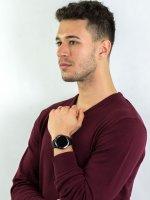 Zegarek męski z krokomierz Lotus Smartime L50011-1 DODATKOWY PASEK GRATIS - duże 4
