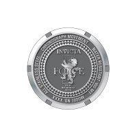 Zegarek męski z tachometr  Force 3332 - duże 7