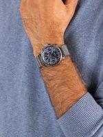 Zegarek męski z tachometr  Los Angeles 7614M-3 Los Angeles - duże 5