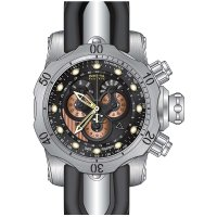 Zegarek męski z tachometr  Reserve 32096 - duże 4
