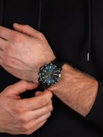 zegarek Lorus RM319GX9 męski z tachometr Sportowe