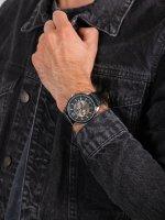 zegarek Adriatica A8189.Y257QF męski z tachometr Pasek