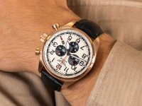 Zegarek męski z tachometr Aviator Airacobra V.2.25.2.173.4 P45 CHRONO - duże 6