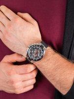 Zegarek męski z tachometr Aviator Mig Collection M.2.19.5.134.6 MIG-35 - duże 5