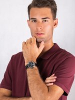 Delbana 41601.672.6.034 zegarek męski Retro Chronograph