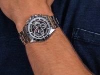 Zegarek męski z tachometr Festina Chronograf F6850-1 - duże 6