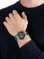 Zegarek męski z tachometr Festina Chronograf F6862-3 - duże 5