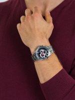 zegarek Festina F6864-5 Chrono Sport męski z tachometr Chronograf